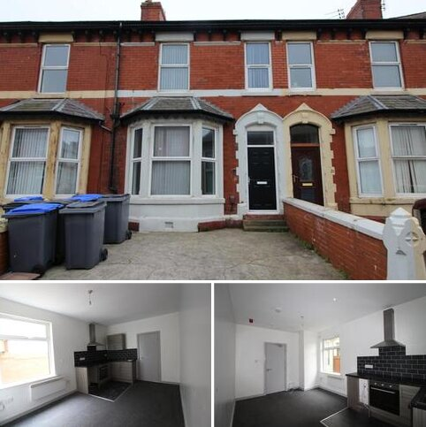 Studio to rent - Flat 3, 33 Chesterfield Road
