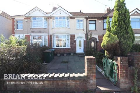 3 bedroom terraced house to rent - Sewall Highway, Off The Ansty Road