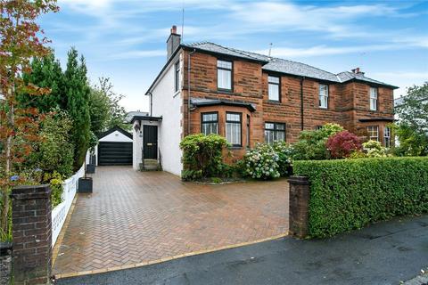 4 bedroom semi-detached house for sale - Baronald Drive, Kelvindale, Glasgow