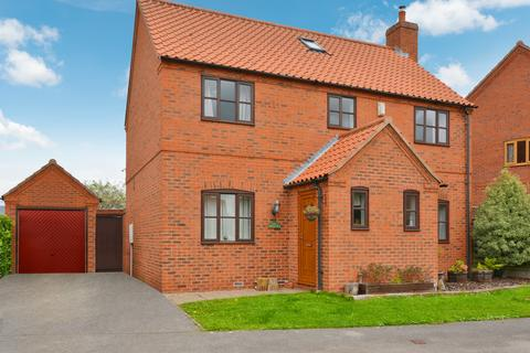 4 bedroom detached house for sale - Elm Tree Rise, Kneesall