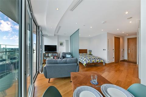 Studio for sale - Arena Tower, 25 Crossharbour Plaza, London, E14