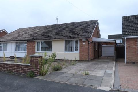2 bedroom semi-detached bungalow for sale - Anglesey Road, Wigston