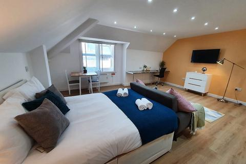 Studio to rent - Luxury Student Studios, Nottingham City Centre,