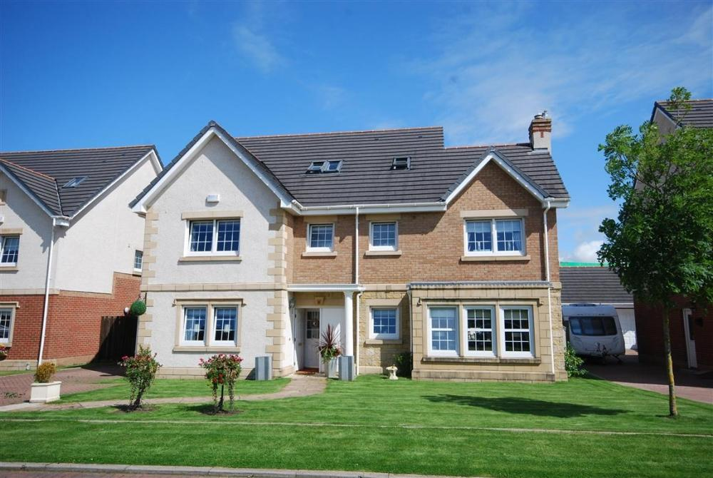 5 Bedrooms Detached Villa House for sale in 8 Ewenfield Place, Ayr, KA7 2QU
