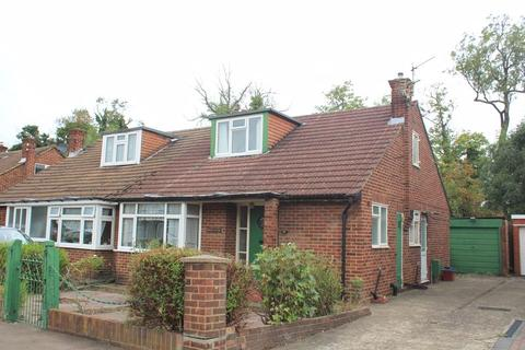 3 bedroom semi-detached bungalow for sale - Mill Way, Feltham