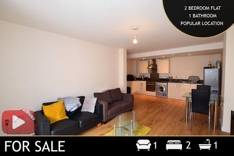 2 bedroom apartment for sale - Rutland Street, Leicester, LE1