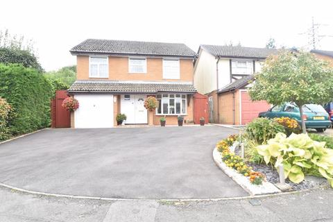 4 bedroom detached house for sale - Kershaw Close, Luton