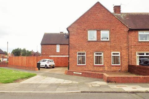 3 bedroom house for sale - Lorton Avenue, North Shields