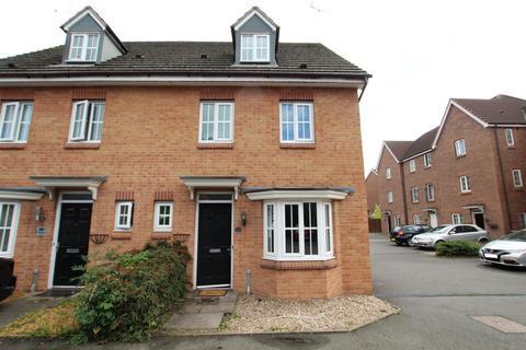 4 bedroom townhouse for sale - St. Matthews Street, Burton