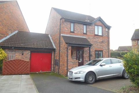 3 bedroom detached house to rent - The Fairoaks, Wakes Meadow, Northampton