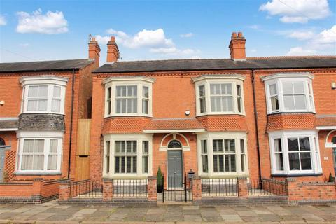 4 bedroom semi-detached house for sale - Gimson Road, Western Park, Leicester
