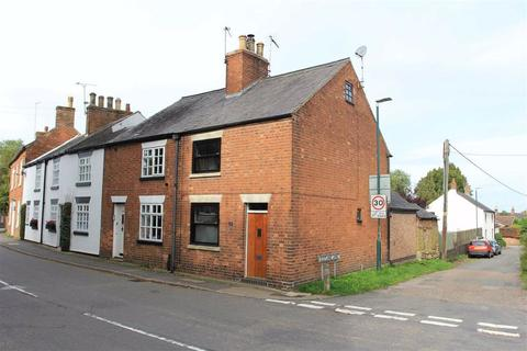 2 bedroom end of terrace house for sale - Main Street, Houghton On The Hill, Leicestershire