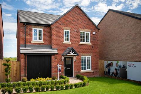 4 bedroom detached house for sale - The Bradenham - Plot 87 at Hunloke Grove, Derby Road, Wingerworth S42