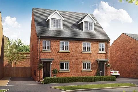3 bedroom terraced house for sale - The Alton G - Plot 198 at Connect @ Halfway, Oxclose Park Road & Deepwell Mews, Halfway S20