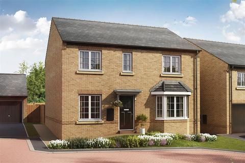4 bedroom detached house for sale - The Shelford - Plot 177 at Connect @ Halfway, Oxclose Park Road & Deepwell Mews, Halfway S20