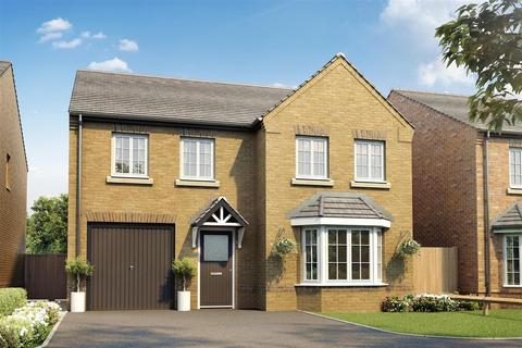 4 bedroom detached house for sale - The Haddenham - Plot 39 at Foxley Meadows, Hawling Road YO43