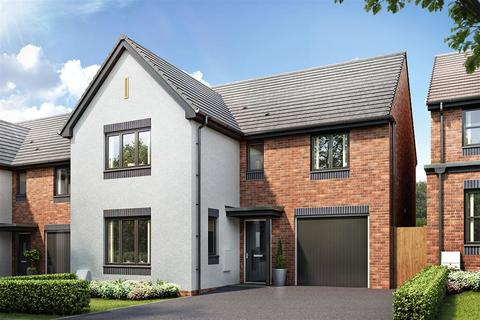 4 bedroom detached house for sale - The Coltham - Plot 106 at Burleyfields, Stafford, Martin Drive ST16