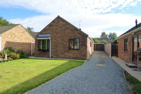 3 bedroom detached bungalow for sale - Burney Close, Beverley, East Riding of Yorkshire, HU17 7EQ