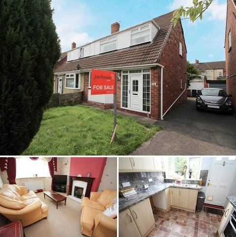 3 bedroom semi-detached house for sale - Cotswold Avenue, Newcastle Upon Tyne