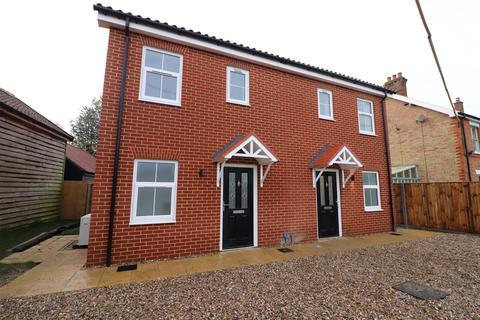 2 bedroom semi-detached house for sale - Station Road, Spooner Row, Wymondham
