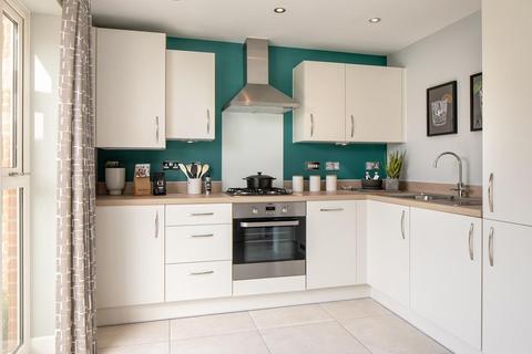 2 bedroom semi-detached house for sale - Plot 47, Roseberry Special at Lucerne Fields, Godwell Lane, Ivybridge, IVYBRIDGE PL21