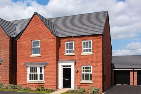4 bedroom detached house for sale - Plot 56, Holden at David Wilson Homes @Mickleover, Woodcock Square, Mickleover, DERBY DE3