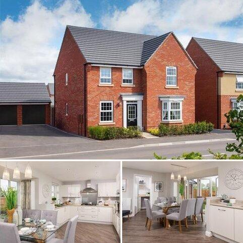 4 bedroom detached house for sale - Plot 61, Holden at Shepherd's Rest, Forest Road, Burton-On-Trent, BURTON-ON-TRENT DE13