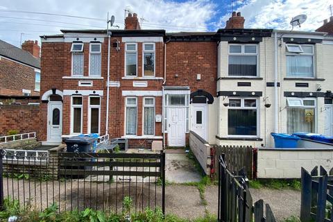 2 bedroom terraced house to rent - Beaconsfield Gardens, Raglan Street, HU5