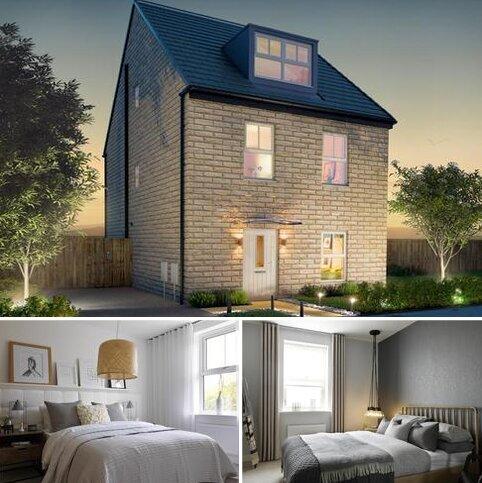 4 bedroom detached house for sale - Plot 34, The Rosas at Finesse, Skeltons Lane LS14