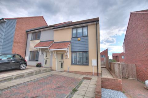 2 bedroom semi-detached house for sale - Walwick Fell , The Rise, Newcastle upon Tyne, NE15 6BT