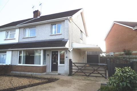 3 bedroom semi-detached house for sale - St Patrick's Drive, Wildmill, Bridgend CF31