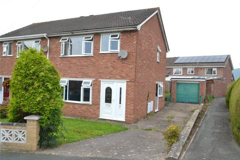 3 bedroom semi-detached house for sale - Llys Rhufain, Caersws, Powys, SY17