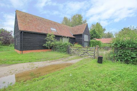 4 bedroom barn conversion for sale - Gainsford End Road, Toppesfield, Halstead, Essex, CO9