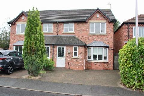 3 bedroom semi-detached house for sale - Granville Road, Wilmslow, SK9