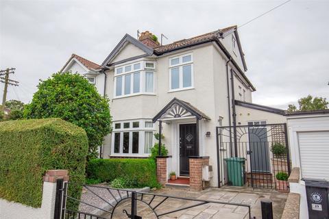4 bedroom semi-detached house for sale - Cheriton Place, Westbury-on-Trym, Bristol, BS9