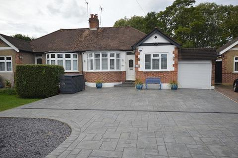 2 bedroom bungalow for sale - Bridle Close, West Ewell, Surrey. KT19 0JW