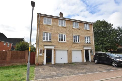 4 bedroom townhouse to rent - Pennycress Drive, Thetford