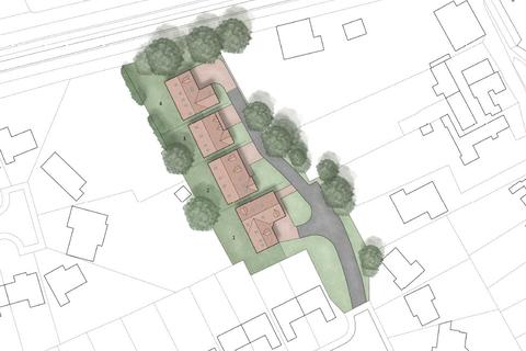 Land for sale - Meadowfield, Sleaford, NG34