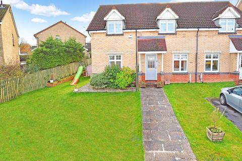 3 bedroom semi-detached house - Clover Way, Killinghall, Harrogate