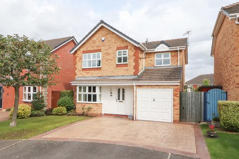 4 bedroom detached house for sale - Priory Close, Walton, Chesterfield