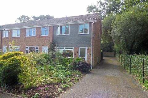 3 bedroom end of terrace house for sale - Pine Tree Walk, Creekmoor