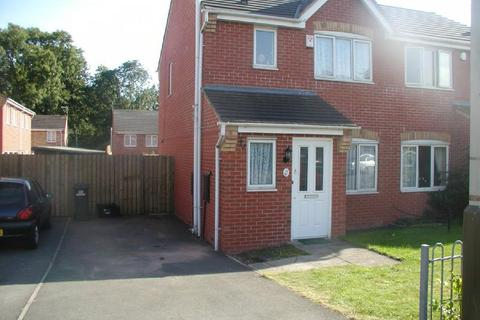 3 bedroom semi-detached house to rent - Ambleside Drive, Maple Park, Leicester, LE2 9FD