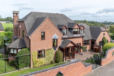 4 bedroom detached house for sale - Barnes Croft, Hilderstone
