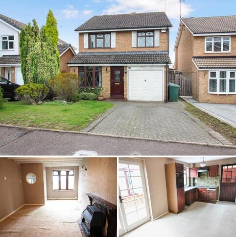 3 bedroom detached house for sale - Foreland Way, Keresley, Coventry