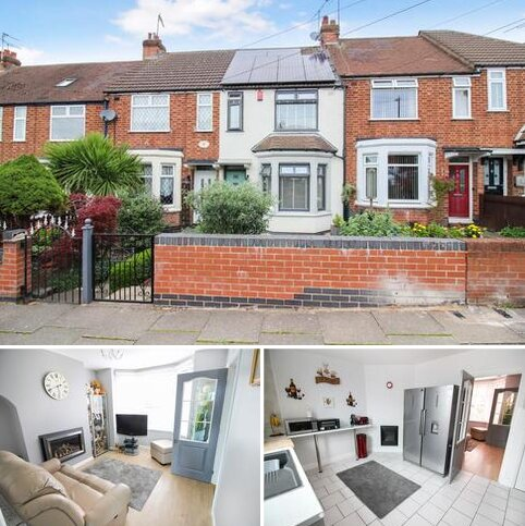 2 bedroom terraced house for sale - Donnington Avenue, Coundon, Coventry