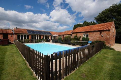 5 bedroom barn conversion for sale - Lymn Bank, Thorpe St. Peter