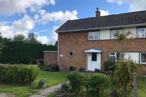 3 bedroom semi-detached house for sale - Manor Farm Cottages, School Lane, Little Cheverell, Devizes, SN10