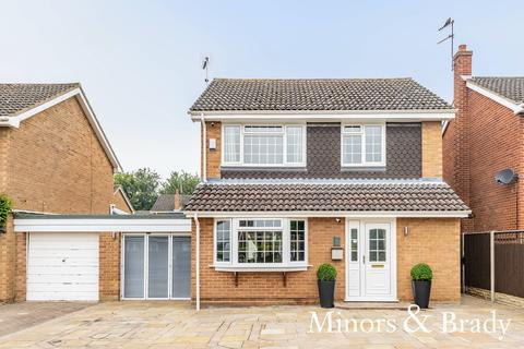 3 bedroom link detached house to rent - Hunters Close, Blofield
