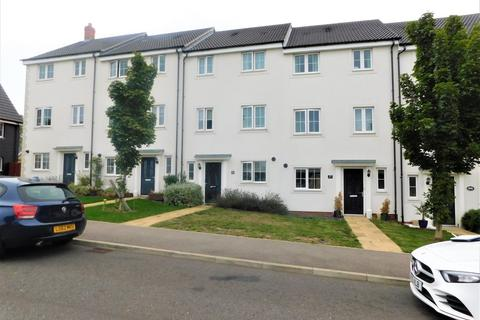 4 bedroom terraced house for sale - Osprey Drive, Stowmarket