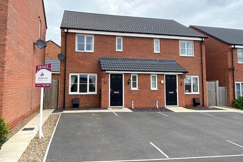 3 bedroom semi-detached house for sale - Discovery Drive, Melton Mowbray